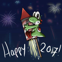 Happy New 2017 by Syoshi