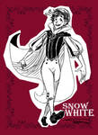 Snow White (Genderbend) by SomeRandomArtyPerson