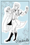 Cinderella (Genderbend) by SomeRandomArtyPerson