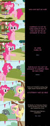 Pinkie Pie Says Goodnight: Public Speaking by MLP-Silver-Quill