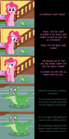 Pinkie Pie Says Goodnight: Deep Thoughts by MLP-Silver-Quill