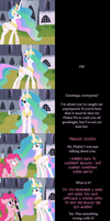 Pinkie Pie Says Goodnight: Apples of Discord by MLP-Silver-Quill