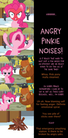 Pinkie Pie Says Goodnight: Anger Management by MLP-Silver-Quill