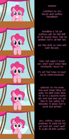 Pinkie Pie Says Goodnight: Don't Jinx It! by MLP-Silver-Quill