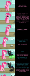 Pinkie Pie Says Goodnight: Moving Forward by MLP-Silver-Quill