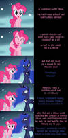 Pinkie Pie Says Goodnight: These Dreams by MLP-Silver-Quill