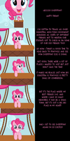 Pinkie Pie Says Goodnight: Homeward Bound by MLP-Silver-Quill