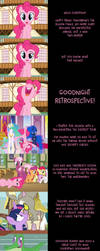 Pinkie Pie Says Goodnight: Retrospective by MLP-Silver-Quill