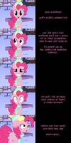 Pinkie Pie Says Goodnight: The Message by MLP-Silver-Quill