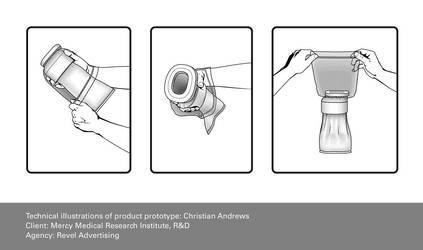 Medical R'n'D Illustration by vanishingpoint