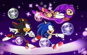 .:Sonic X:.Sweet Dreams~ by Meggie-Meg