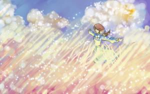 Nausicaa - +Commission+ by RainbowBile
