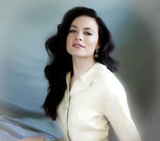 Irene Adler by Berjhawn