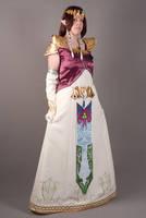 Princess Zelda by Aselea