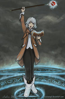 Grand Healer- Raine by Aselea