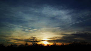 Our beautiful sky by Kei2000
