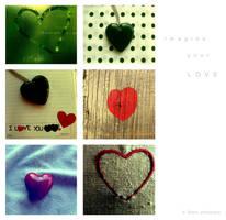 Imagine your Love . by m0kaz
