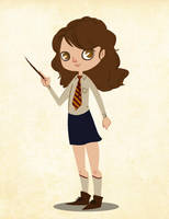 Hermione by Bumbledom