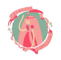 Princess Bubblegum by Bumbledom