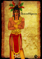 Tezcatlipoca by Manwe-Varda