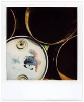 polaroid - barrels by mr-amateur