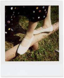 polaroid - balancing act by mr-amateur