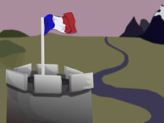 Francescape by Cptdouche
