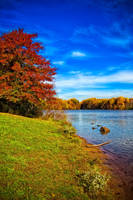 Autumn's Embrace by JustinDeRosa
