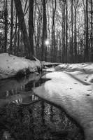 Frigid Sunlight by JustinDeRosa