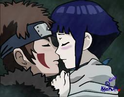 FINALLY! Kibahina kiss remake by KyloMutt