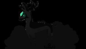 ShadowDeer by KyloMutt