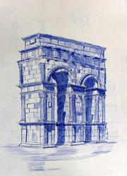 Arc De Triumph by cansahin