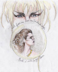 Jareth and Sarah by littlenemo48