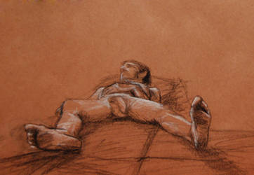 Figure study 4 by thedour