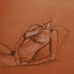 nude 7 by thedour