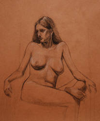 nude 3 by thedour