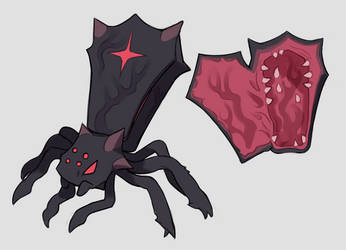 spider monster by Andcetera