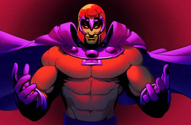 Master of Magnetism by O-Orbis