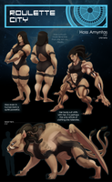 NPC: Hoss Amyntas by Triple-Torch-Art
