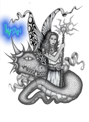 Friends with Dragons by benjaminswinn