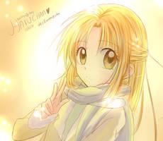 Happy B-Day Haru chan ~ by KurumiErika