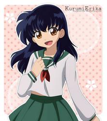 Kagome ~ Inuyasha by KurumiErika