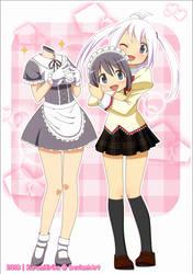 CM: Hexidextrous ~ Magical girl II~ by KurumiErika