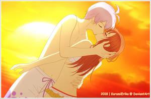CM: Mindsebbandflow ~ Kiss by KurumiErika