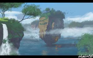 Treasure Hunt by ebalint96