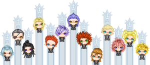.:OrGaNiZaTiOn XIII:. by CousCoussina