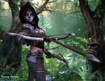 Bounty Hunter by oldeekdog