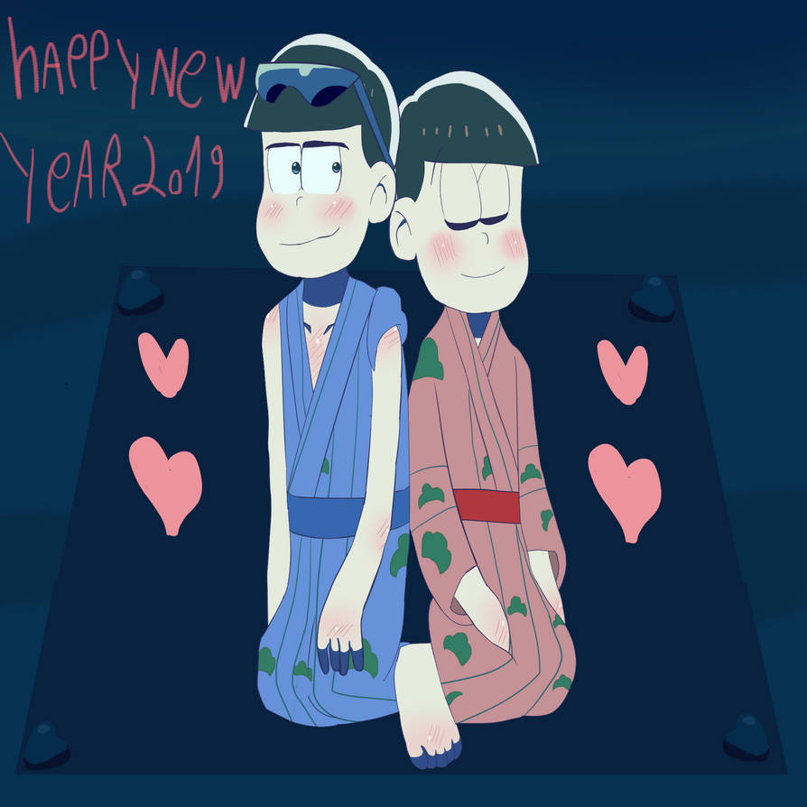 Happy New Year 2019 by isidoragames25