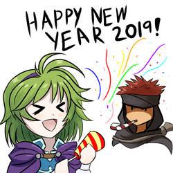 New Year 2019 by Willanator93
