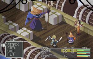 Final Fantasy IX -Black Waltz Battle by Illpalazzo-Sama